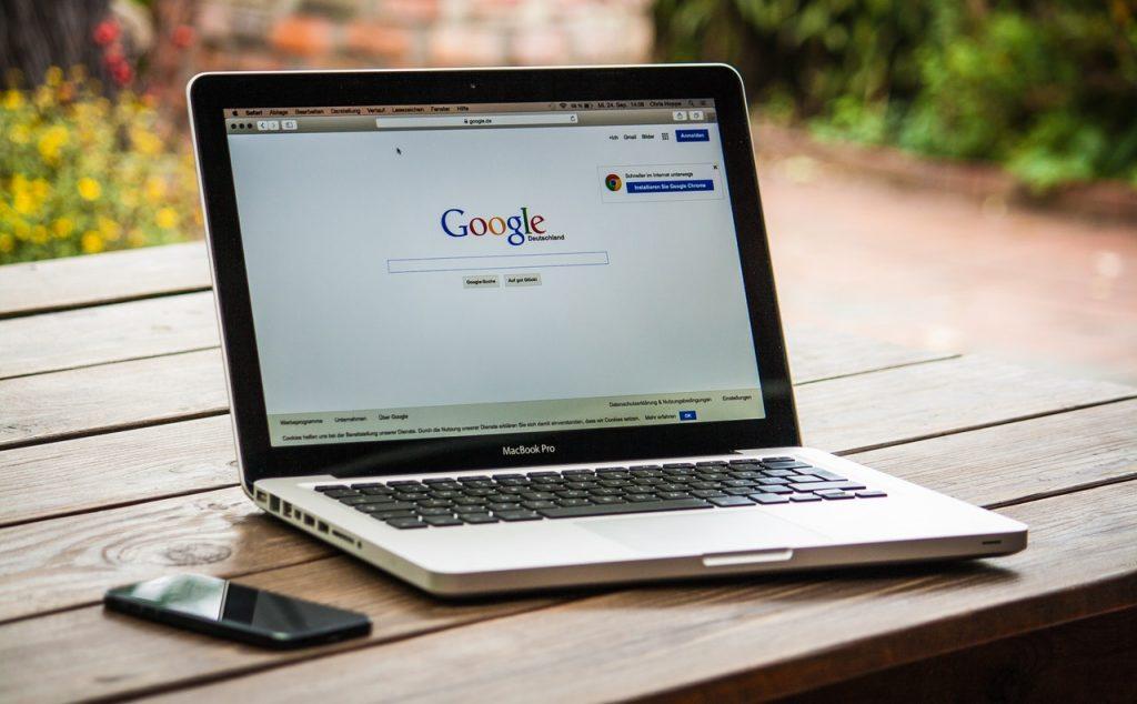 Qual objetivo do Google?